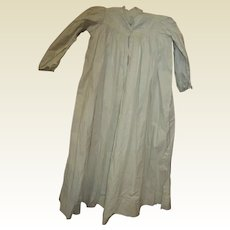 Great primitive dress with pintucking