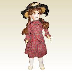 "Darling 24"" doll Nippon"