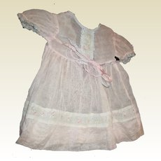 Adorable vintage baby doll dress