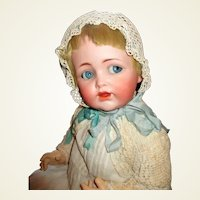 Adorable flirty eyed kestner large 257 baby