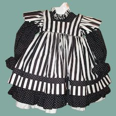 Awesome dress and pinafore