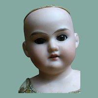 Sweet German bisque doll