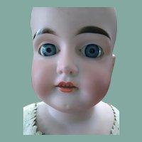 Wonderful antique 1776 bisque doll