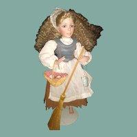 """Wonderful 15"""" Cinderella by Diane Effner"""