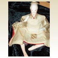 Japanese Minister doll