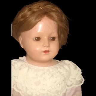 "Adorable 19"" original Schildkröt doll."