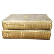 Don Juan, by Lord Byron, 1837, Don Juan in two volumes, published by John Murray, London