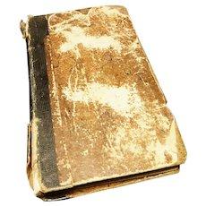 Robinson crusoe, Daniel Defoe, 1822, D Mackay, rare edition, Georgian era books