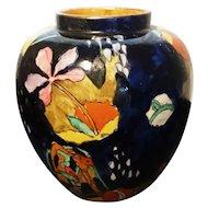 Vintage vase, Molly Hancock, Coronaware, Cremorne