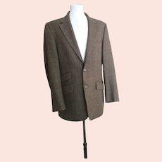 Vintage mens tweed jacket, Austin Reed