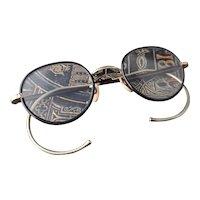 Vintage Art Deco spectacles, 1930s