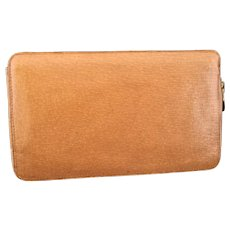 Vintage Gents 1930's leather wallet