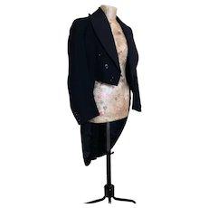 Vintage 1930's men's tailcoat, Harrods