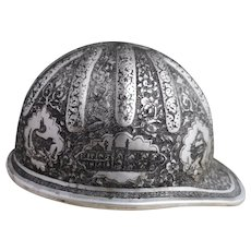 Vintage engraved Mcdonald oil mining cap