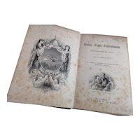 An Arabian Nights Entertainment, William P Nimmo, Victorian book