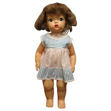 Vintage Terri Lee Doll 16""