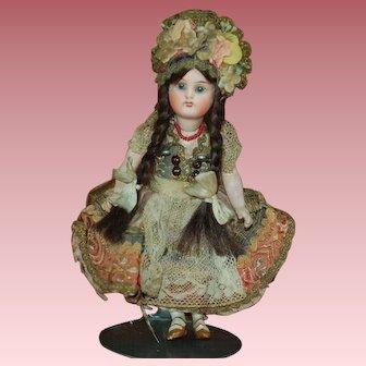 Kammer & Reinhardt tiny child doll