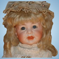 "14"" K * R 116A German character toddler."