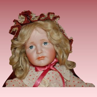 "20"" German character doll 114 by Krammer & Reinhardt"