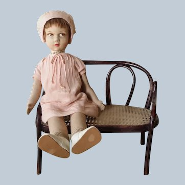 Raynal doll is image of 1930