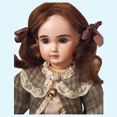 •She is shy Jules Steiner le Petit parisien of 1887 47 cm