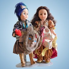Vintage Disney Dolls