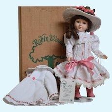 "1989 Robin Woods Doll ""Mary of the Secret Garden"""