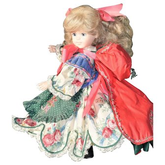 """1986 MIB Robin Woods """"Little Red Riding Hood"""" - Limited Edition"""