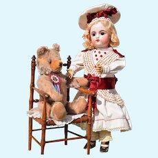 "Bebe ""Le Bambin"" - Cute Francois Gaultier FG9 in Antique Mariner Costume"