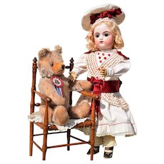 """ON HOLD FOR """"A""""  - Bebe """"Le Bambin"""" - Cute Francois Gaultier FG9 in Antique Mariner Costume"""