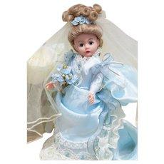 """Victorian Bride"" from Madame Alexander - 10"" Cissette Model"