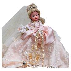 """Rococo Bride"" from Madame Alexander - 10"" Cissette Model"