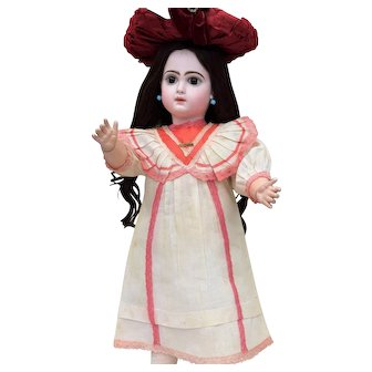 """Factory Original Jumeau Chemise for a 22""""-23"""" French Bebe"""