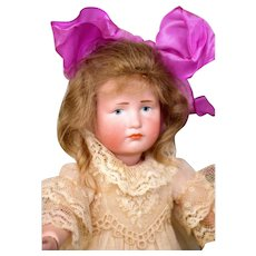 "Sweet Gretchen - 10"" Petite German Character Doll K*R 114"