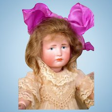"Sweet Gretchen - 10"" Petite German Character Doll K*R 114"
