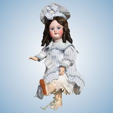 ON SALE NOW - Ooh La La!!! Cute SFBJ Paris 60 Doll with Jumeau Body