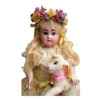 Petite Steiner made for the Au Nain Bleu Doll Shop in Original Costume
