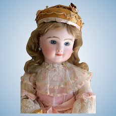 "19"" RARE Mark Steiner Figure C from ""A La Mignonette"" - Just Darling and ALL-ANTIQUE!"