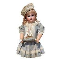 "Exceptional 24"" Depose Tete Jumeau in Antique Mariner Costume"