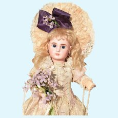 """16"""" Fairy Princess Steiner French Bebe Doll"""