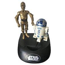 Vintage Lucas Toys Star Wars Commemorative Interactive Bank Circa 1995
