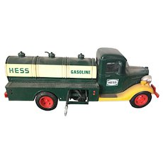 Vintage Collectible Hess Gasoline Utility Truck  Circa 1980