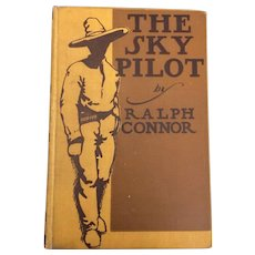 Turn of the Century American Hardback The Sky Pilot by Ralph Conner