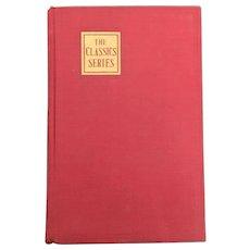 Early American Hardback The Classic Series Robin Hood By Henry Gilbert