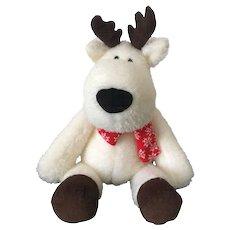 Vintage Plush Gund Aspen Reindeer Doll