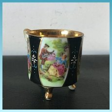 Mid Century Japanese Hand Painted Lefton China Demitasse Cup