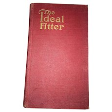 """Early American Radiator Company """" The Ideal Fitter"""" Trade Hardcover Catalog Circa 1925"""