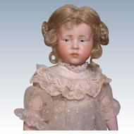 "11"" Antique German Character Doll MARIE #101 Kammer & Reinhardt"