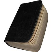 """Old Miniature Book King Henry VI William Shakespeare 2"""" x 1 3/8"""""""