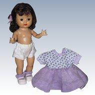 Original 1955 SLW Nancy Ann Muffie Doll Gay Cotton Prints #505-3